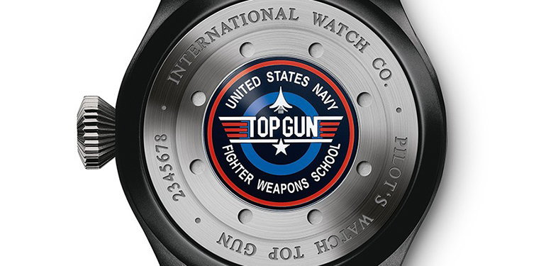 IWC Top Gun Replica