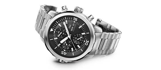 Swiss IWC Aquatimer Chronograph Replica