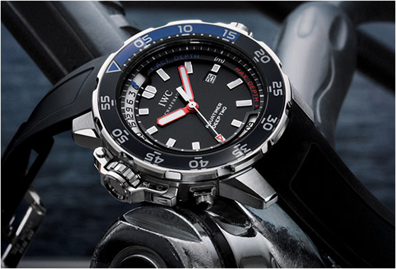 Swiss IWC Aquatimer Deep Two Replica