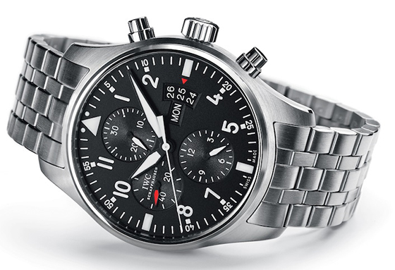 Swiss IWC Pilot Chronograph Replica